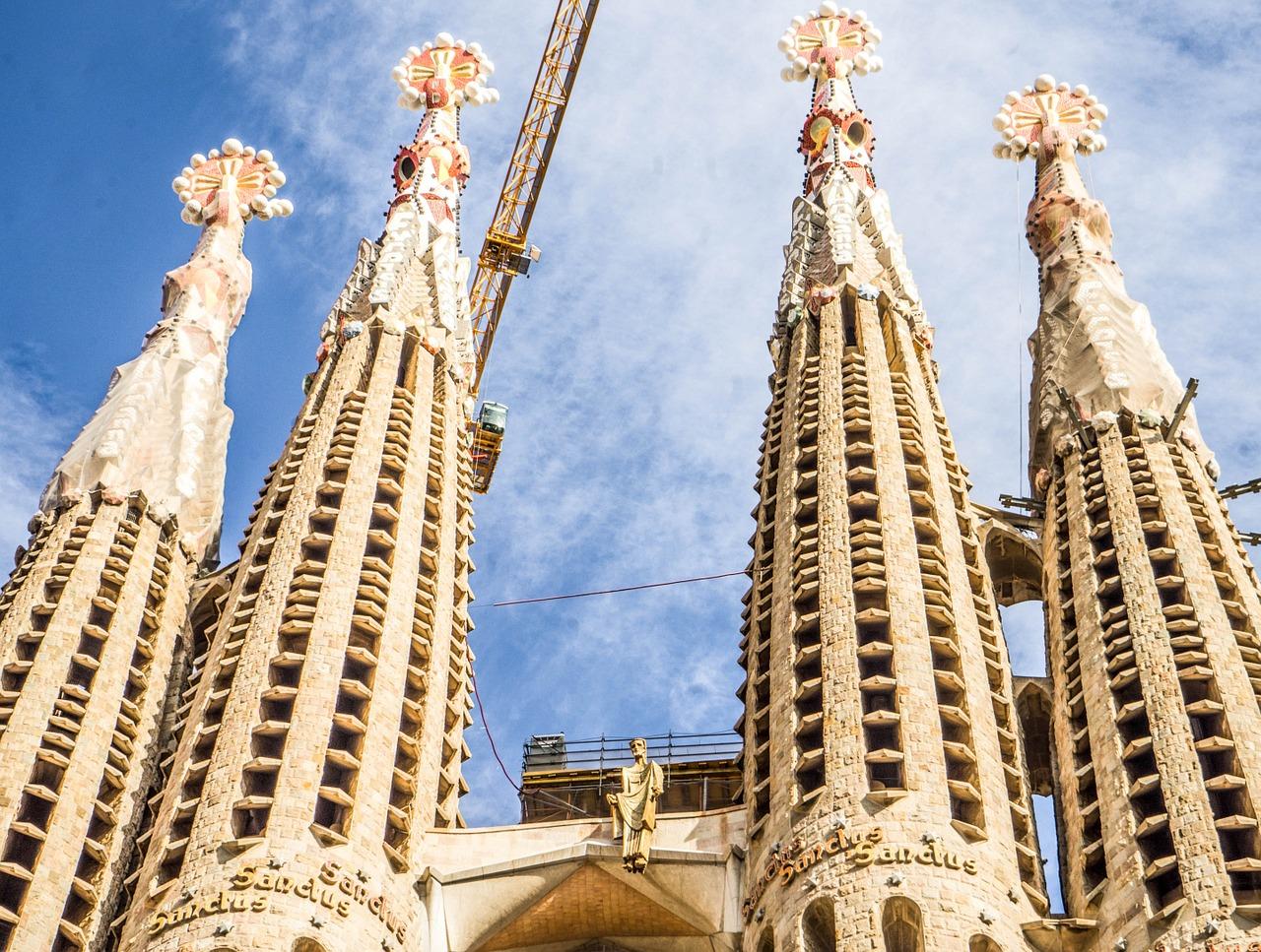 Foto Sagrada Familia