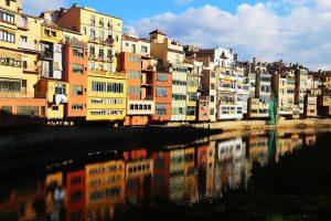 guía turística gratis para visitar Girona